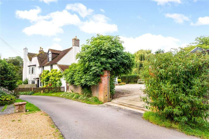 5 Bedrooms House for sale in Barcombe Mills, Barcombe, Lewes, East Sussex, BN8