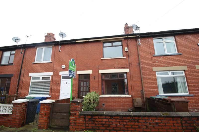 2 Bedrooms House for sale in York Street, Radcliffe, Manchester, M26