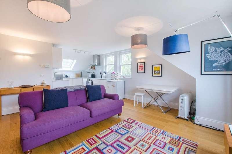 2 Bedrooms Flat for sale in Longton Avenue, Sydenham, SE26