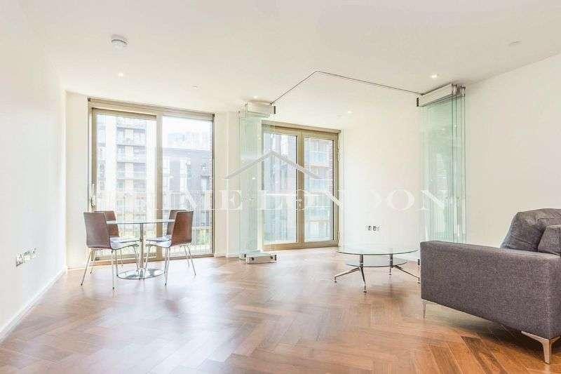 1 Bedroom Property for sale in Capital Building, Embassy Gardens, Nine Elms