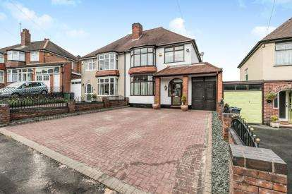 3 Bedrooms Semi Detached House for sale in Pitcairn Road, Birmingham, Smethwick, Birmingham