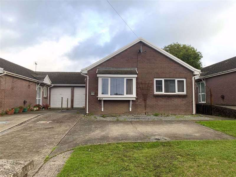 3 Bedrooms Detached Bungalow for sale in Llwynhendy Road, Llanelli