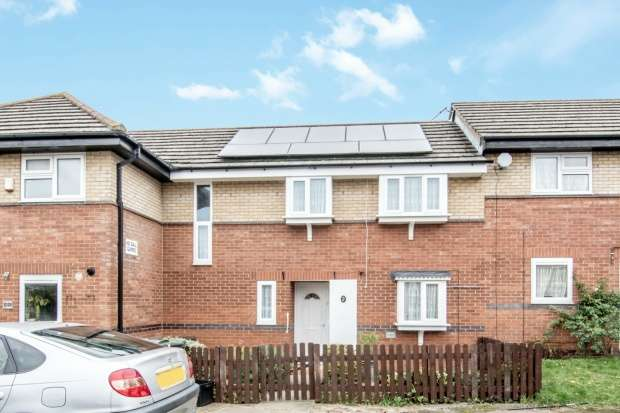 2 Bedrooms Terraced House for sale in Heacham Close, Luton, Bedfordshire, LU4 0YJ