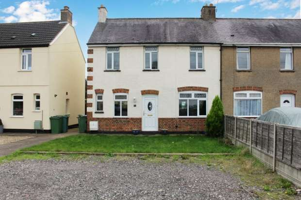 3 Bedrooms Semi Detached House for sale in Leicester Road, Leicester, Leicestershire, LE9 4JE
