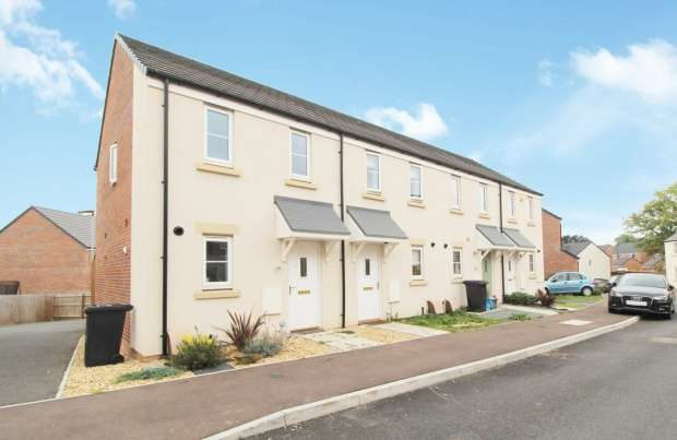 2 Bedrooms Terraced House for sale in Meek Road, Newent, Gloucestershire, GL18 1DX