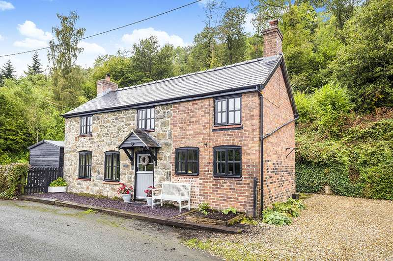 4 Bedrooms Detached House for sale in Bwlch-y-Cibau, Llanfyllin, Powys, SY22