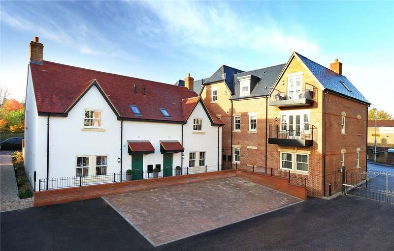 3 Bedrooms Retirement Property for sale in High Street, Berkhamsted, Hertfordshire, HP4