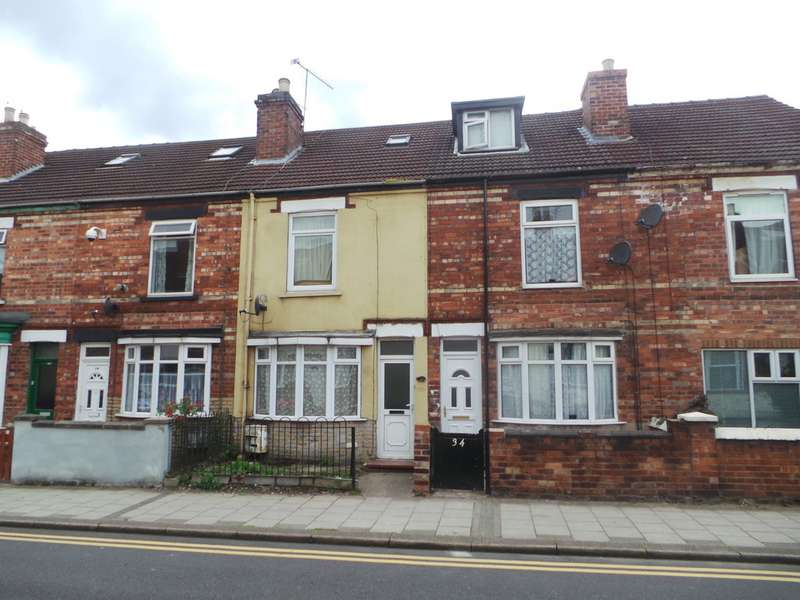 3 Bedrooms Terraced House for sale in Gordon Street, Gainsborough DN21