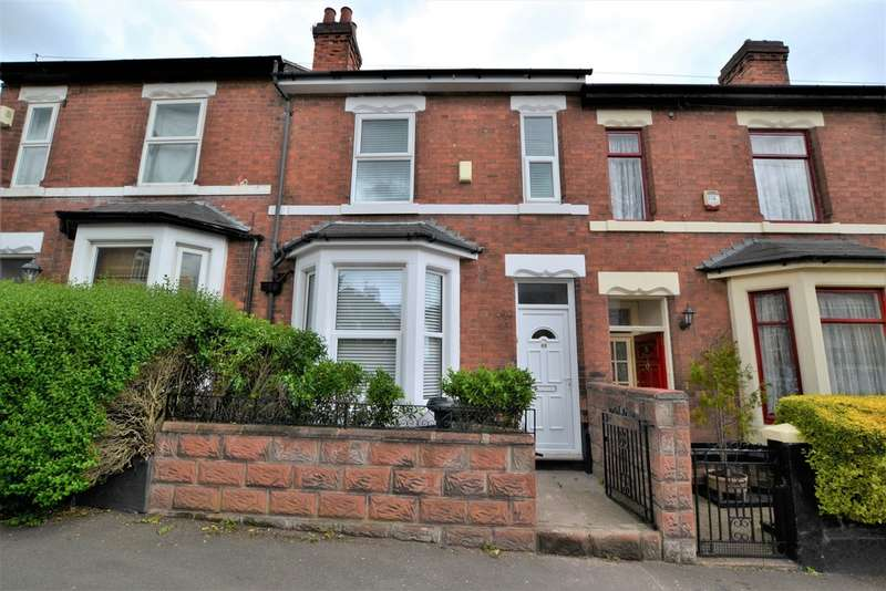 6 Bedrooms Terraced House for sale in Stone Hill Road, Littleover DE23