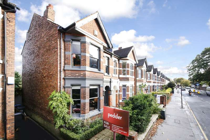 3 Bedrooms Semi Detached House for sale in Beulah Hill, Upper Norwood, London