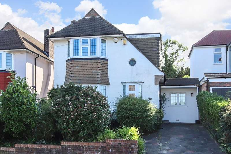 4 Bedrooms Detached House for sale in Pytchley Crescent, Upper Norwood, London
