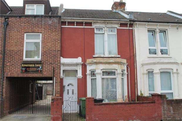 3 Bedrooms Terraced House for sale in Powerscourt Road, Portsmouth, Hampshire