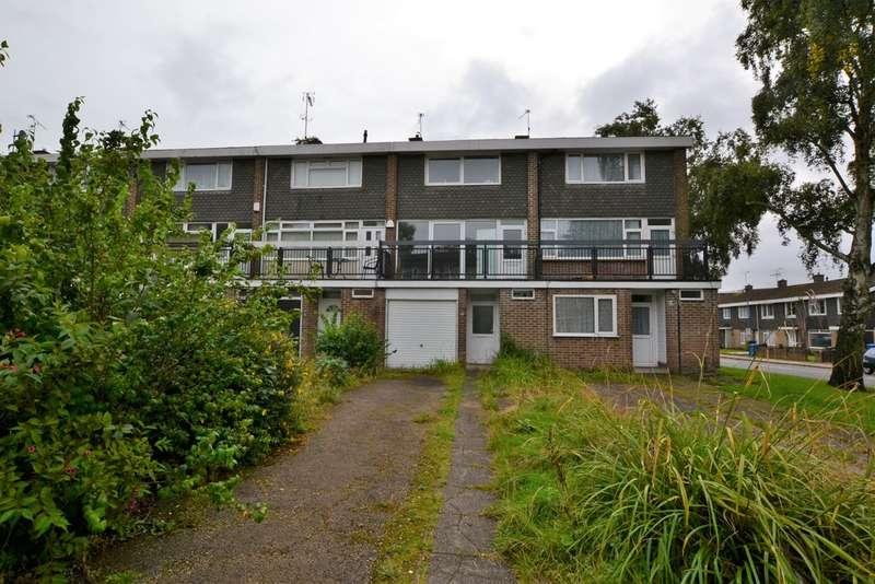 3 Bedrooms Terraced House for sale in Leaper Street, Derby DE1