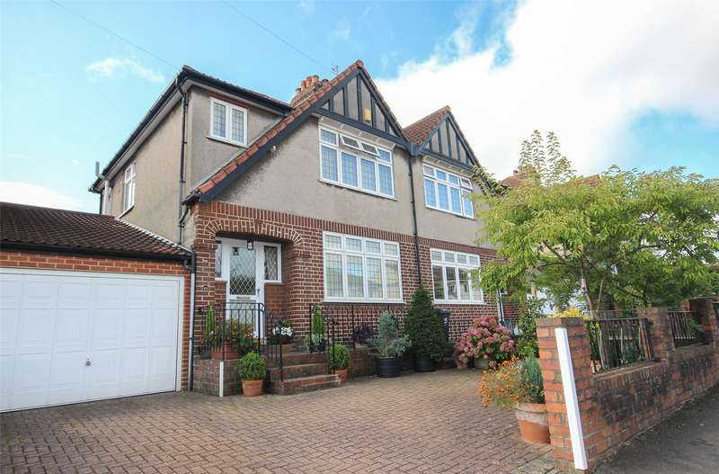 3 Bedrooms Property for sale in Conygre Road, Filton, Bristol BS34