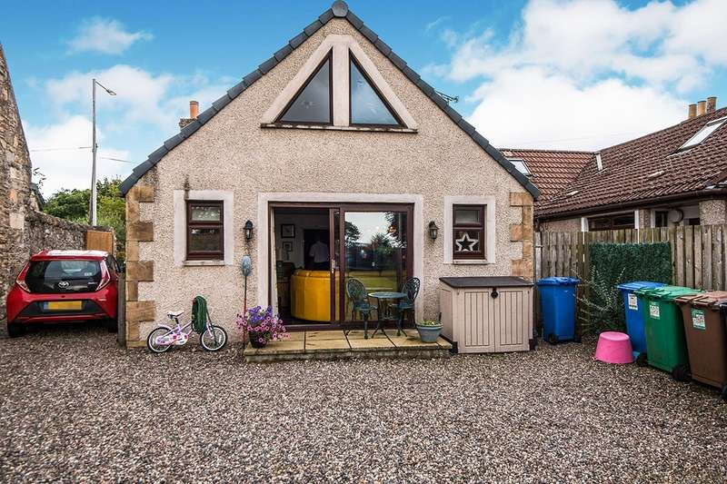 2 Bedrooms Semi Detached Bungalow for sale in Balmalcolm, Cupar, Fife, KY15