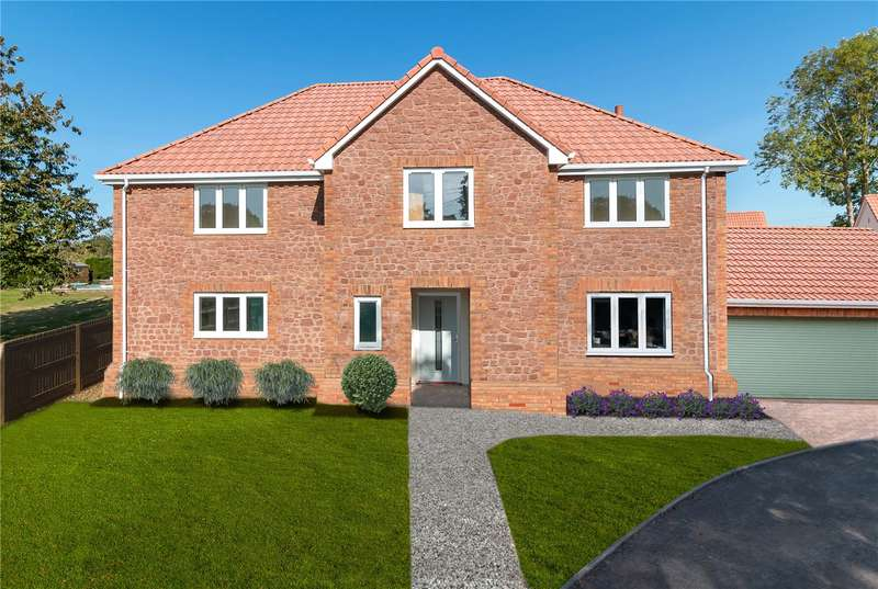 4 Bedrooms Detached House for sale in Langaller, Taunton,, Somerset, TA2