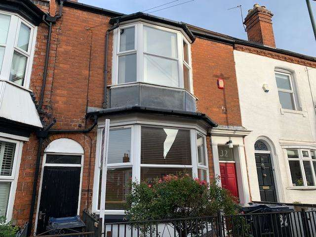 3 Bedrooms Terraced House for rent in South Street, Harborne, Birmingham, B17 0DB
