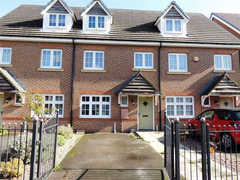 4 Bedrooms Terraced House for sale in Arran Street, Moston, Manchester