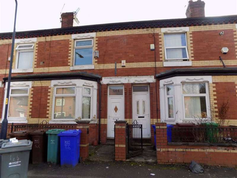 2 Bedrooms Terraced House for sale in Buckley Road, Manchester