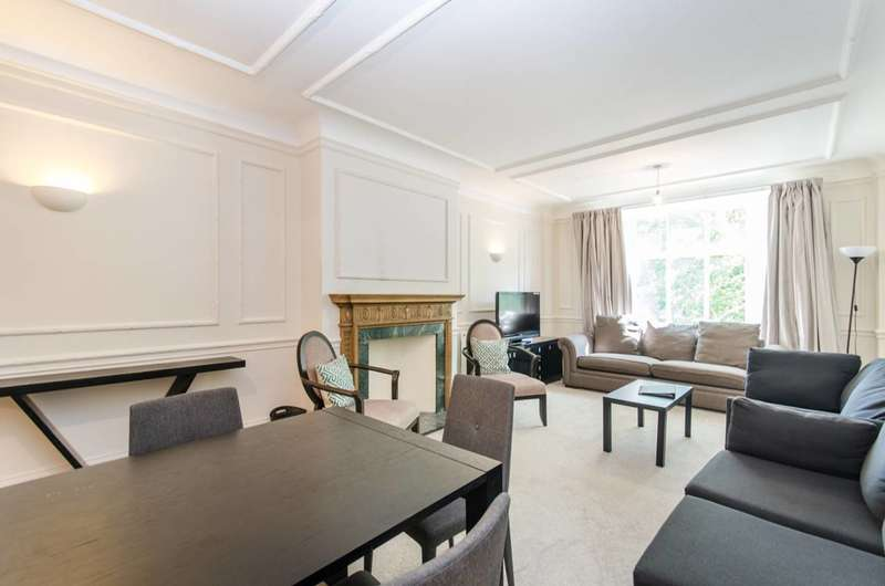 5 Bedrooms Flat for rent in Park Road, St John's Wood, NW8