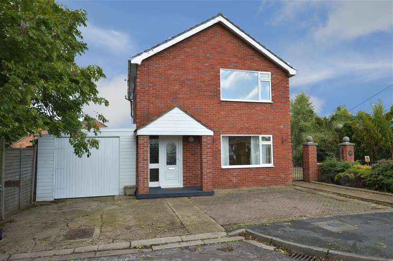 3 Bedrooms Detached House for sale in Alexandra Road, Sleaford