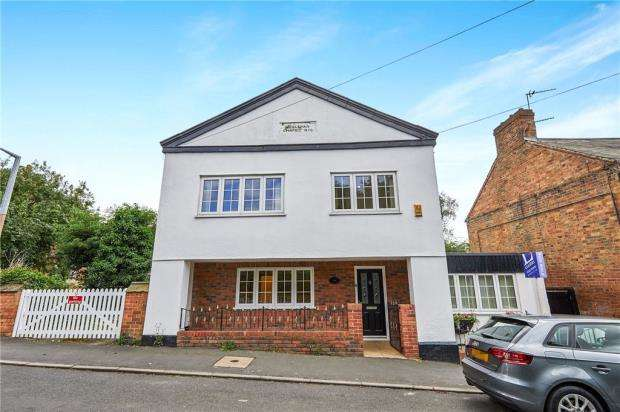 4 Bedrooms House for sale in Church Road, Quarndon, Derby