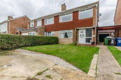3 Bedrooms Semi Detached House for sale in Comberton, Cambridge, Cambridgeshire