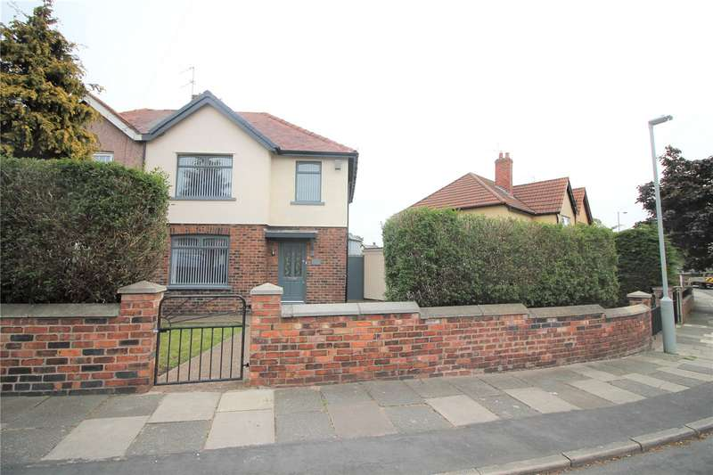 3 Bedrooms Property for sale in Fairlie Crescent, Bootle