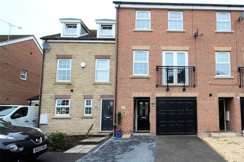 4 Bedrooms Property for sale in Barncroft Close, Ackworth, Pontefract