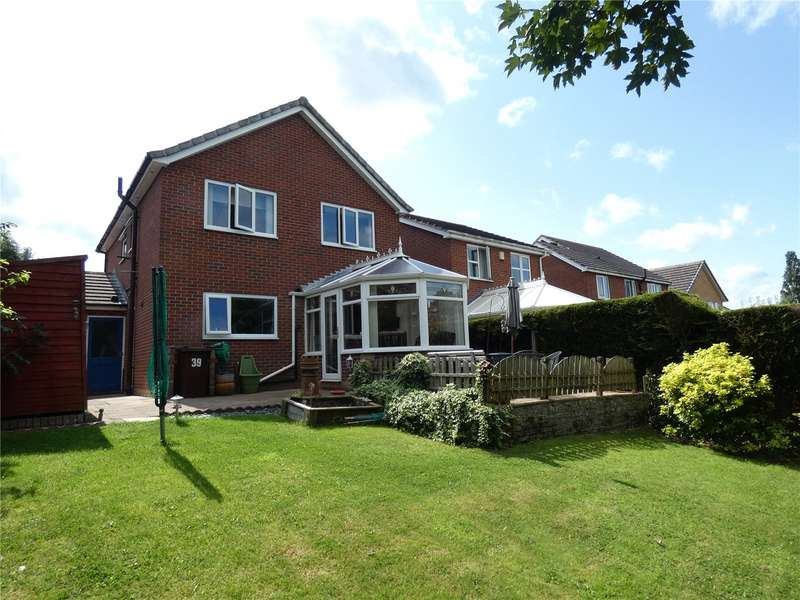 4 Bedrooms Detached House for sale in Shirley Avenue, Gomersal