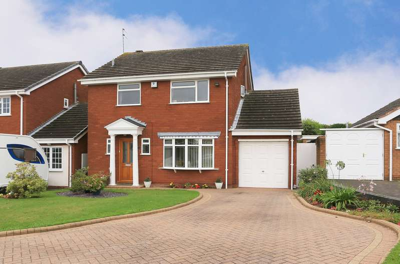 4 Bedrooms Property for sale in Brenwood Close, Kingswinford
