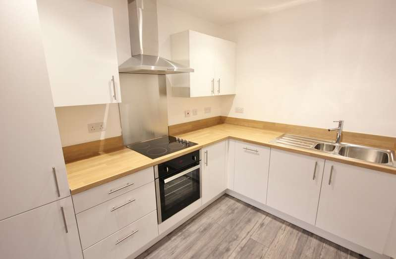 1 Bedroom Apartment Flat for rent in Queens Street, South Yorkshire S1