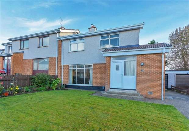 3 Bedrooms Semi Detached House for sale in Elm Park, Drumahoe, Londonderry