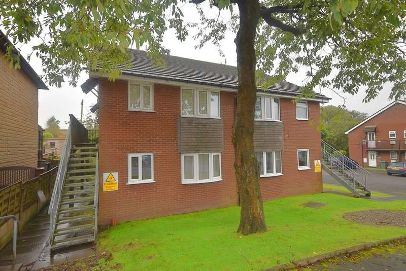 1 Bedroom Studio Flat for rent in Whitworth, Rochdale OL12
