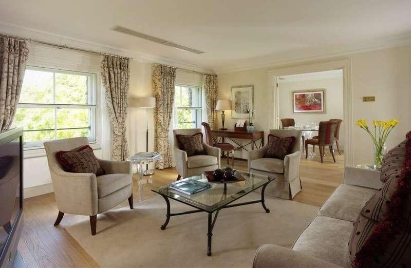 2 Bedrooms Property for rent in Hyde Park Gate, Kensington, SW7