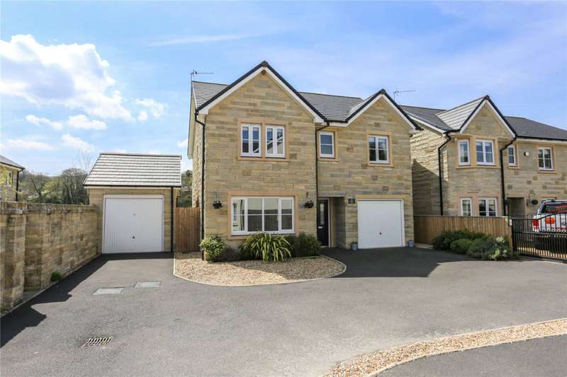 4 Bedrooms Detached House for sale in Printers Drive, Strines, Cheshire, SK6
