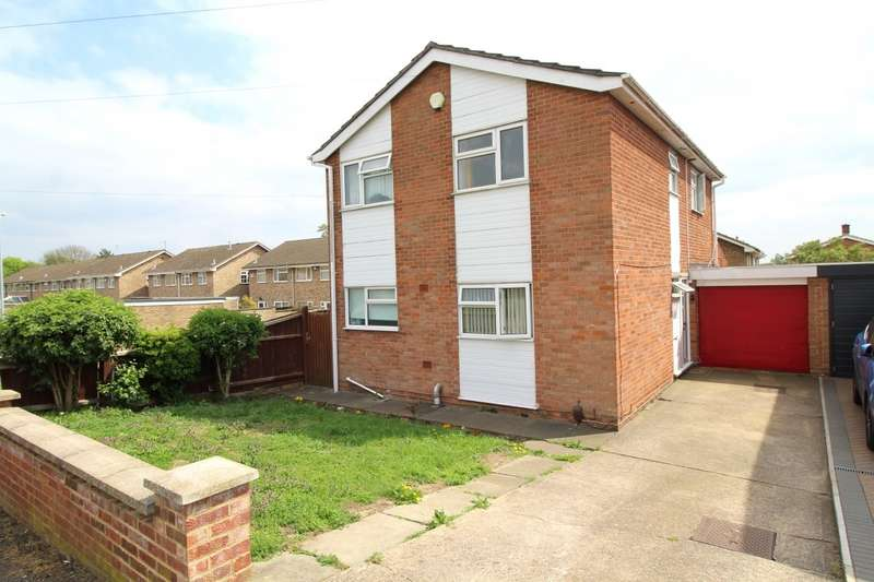 5 Bedrooms Detached House for sale in Elstow Road, Kempston, Bedford, Bedfordshire, MK42