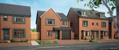 4 Bedrooms Detached House for sale in The Parks, Liverpool, Merseyside, L5