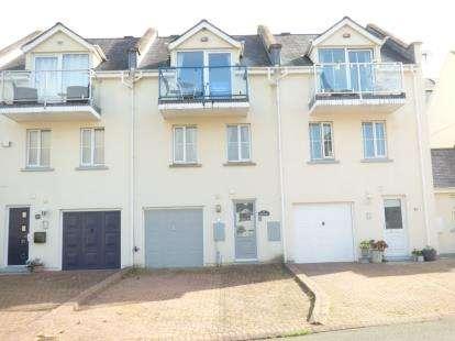 3 Bedrooms Terraced House for sale in Hen Gei Llechi, Y Felinheli, Gwynedd, LL56