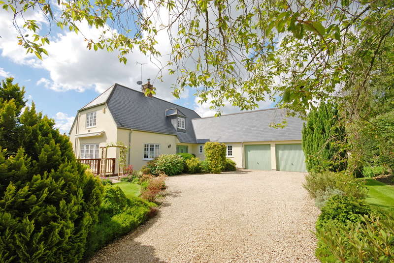 5 Bedrooms Detached House for sale in Wiggaton