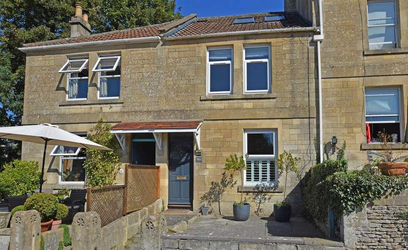 3 Bedrooms Terraced House for sale in Fairmead View, Box, Corsham