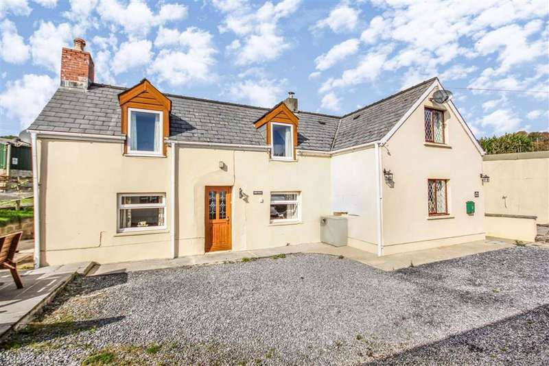 3 Bedrooms Detached House for sale in Llanteg, Narberth