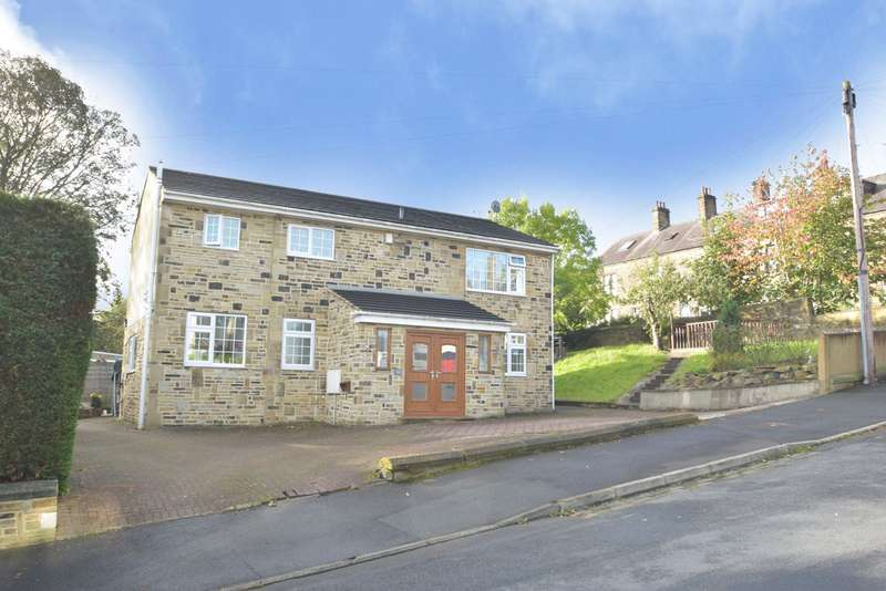 4 Bedrooms Detached House for sale in Springswood Road , Shipley BD18