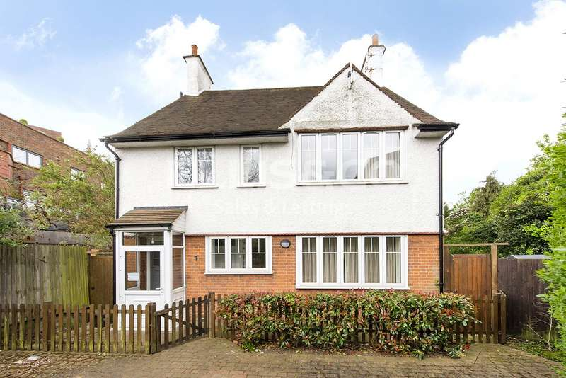 4 Bedrooms Property for sale in Hodford Road, London