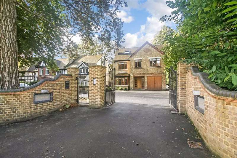 6 Bedrooms Detached House for sale in Foxley Lane, West Purley, Surrey