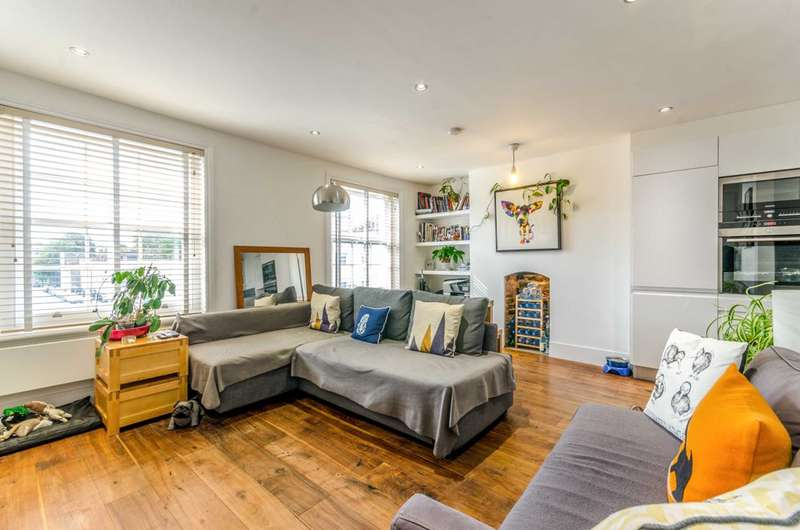 2 Bedrooms Flat for sale in New North Road, Islington, N1