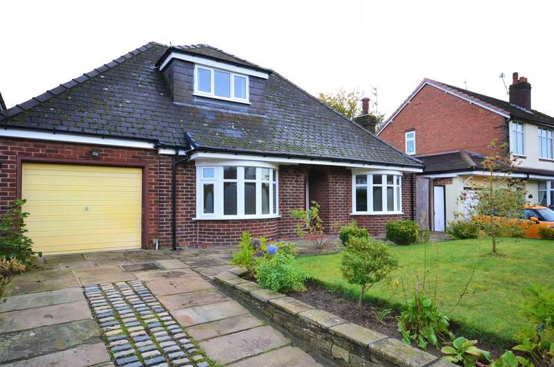 4 Bedrooms Bungalow for sale in Gawsworth Road, Macclesfield