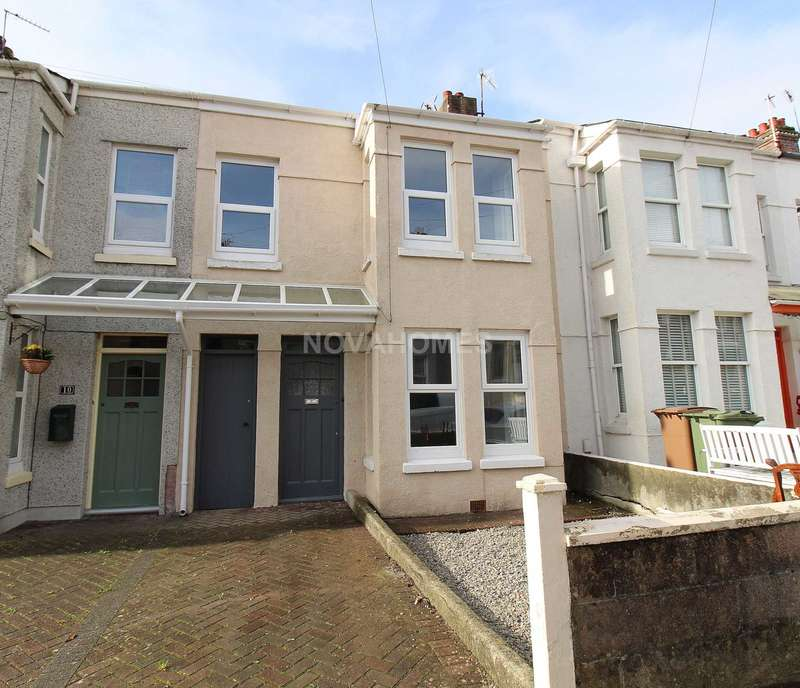 3 Bedrooms Terraced House for sale in Rosedale Avenue, Peverell, PL2 3PN