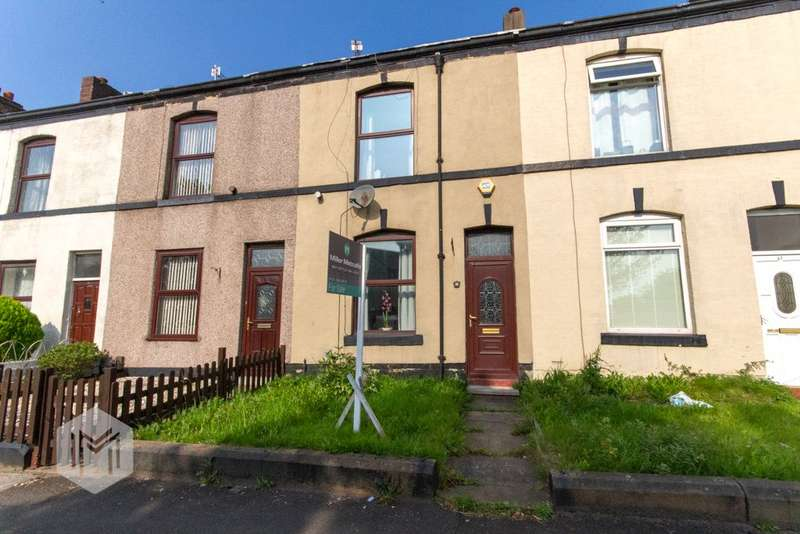 2 Bedrooms Terraced House for sale in Bond Street, Bury, Greater Manchester, BL9