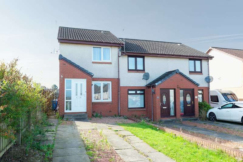 2 Bedrooms Villa House for sale in Bulloch Crescent, Denny, FK6 5AW